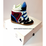 Willow Wedge Sneakers Multicolore